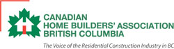 Canadian Home Builders' Assoc of BC logo