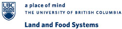 UBC Land and Food Systems logo