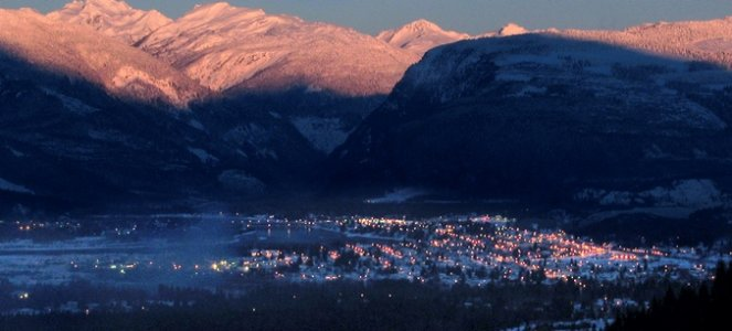 City of Revelstoke (Photo: Picture BC)